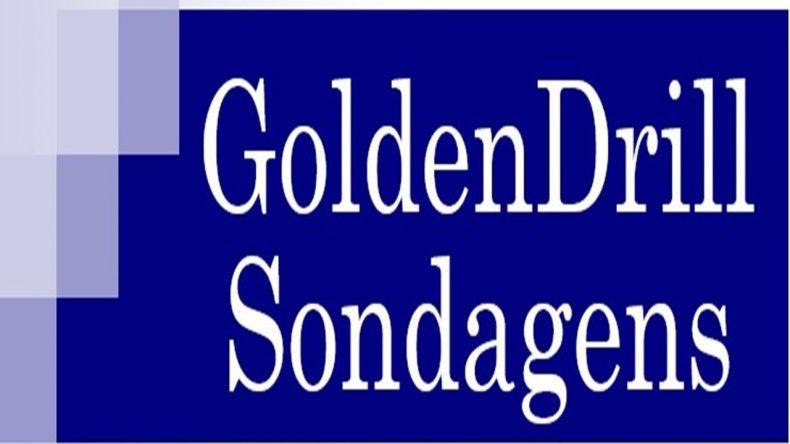 GoldenDrill Sondagens